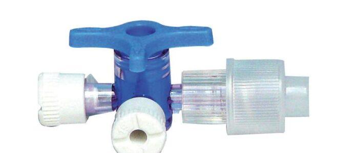 Injection dans un robinet (tubulure ou rampe)